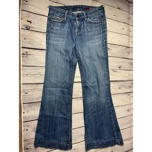 CITIZENS OF HUMANITY JEANS low waist full leg